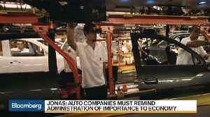 News video: Morgan Stanley Sees Detroit Largely Exiting U.S. Car Market