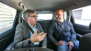 News video: I took an Uber with Uber's new CEO to ask some difficult questions