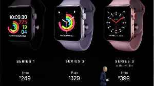 News video: Apple Watch 3 Getting LTE Support In New Countries