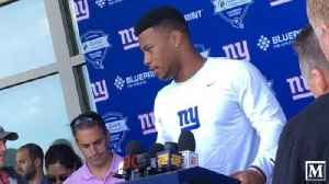 News video: Saquon Barkley: I'm more than a running back