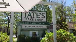 News video: Update: Hamptons Cookie Maker Tate's Bake Shop Sold For $500 Million