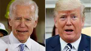 News video: Biden Calls Out Trump White House