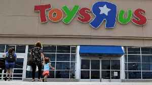 News video: Toys R Us Execs To Exit Company On Monday