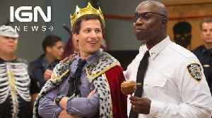 News video: Brooklyn Nine-Nine Could Live on Via a Streaming Service