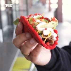 News video: These Tacos Have Hot Cheeto Tortillas
