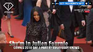 News video: Everybody Knows Red Carpet at Cannes Film Festival 2018 Day 1 | FashionTV | FTV