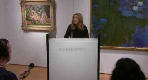 News video: Rockefeller collection sale rakes in $832M for charity