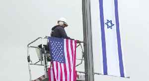 News video: Israel braces for protests ahead of U.S. Embassy move