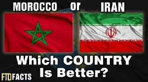 News video: MOROCCO or IRAN - Which Country is Better? | World Cup 2018