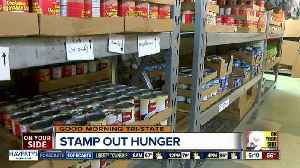 News video: Stamp Out Hunger with U.S. Postal Service