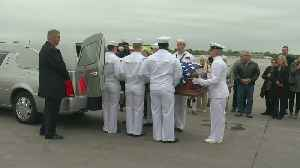 News video: 76 Years Later, Minnesota Sailor Who Died At Pearl Harbor Returns Home