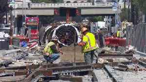News video: SFMTA Documents Requirement for High-Grade Steel for Central Subway