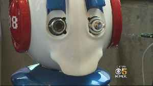 News video: Robots Star at TechCrunch Event on Cal Campus
