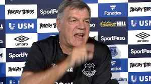 News video: Allardyce denies Rooney has asked to leave Everton
