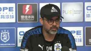 News video: Wagner to discuss Huddersfield future