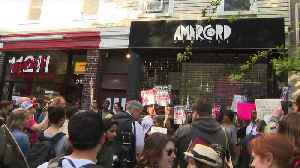 News video: Protest Held After Boutique Employee Wrongly Accuses Black Woman of Shoplifting