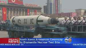 News video: North Korea Holding 'Ceremony' To Dismantle Nuclear Test Site