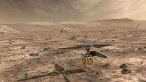 News video: NASA to Send Helicopter to Mars in 2020