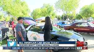 News video: All American Car, Bike & Truck Show supports Ronald McDonald House