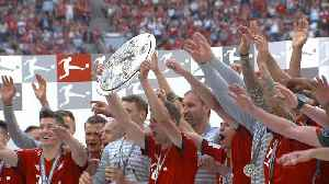 News video: Bayern celebrate league win but also hammered by Stuttgart