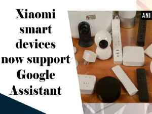 News video: Xiaomi smart devices now support Google Assistant