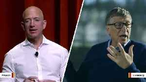 News video: Who's The Richest Man In History? (Hint: It's Not Jeff Bezos)