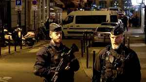 News video: French anti-terror unit to investigate Paris knife attack