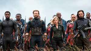 News video: 'Avengers: Infinity War' Continues To Dominate Domestic Box Office