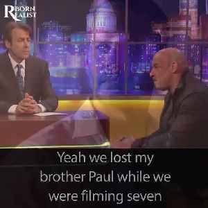 News video: The Fast And Furious Actor,Vin Diesel Talk About His Intimate Friend, Paul Walker
