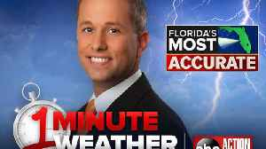 News video: Florida's Most Accurate Forecast with Jason on Saturday, May 12, 2018