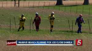 News video: National Group To Help Search For Joe Clyde