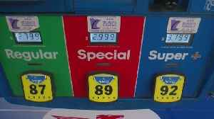 News video: With Gas Prices Rising, Summer Trips Could Be Costly