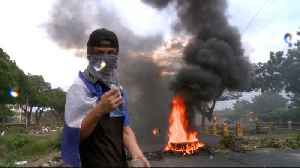 News video: Nicaragua unrest: UN to probe killings of government opponents