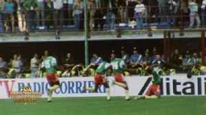 News video: 32nd Most Memorable FIFA World Cup Moment: Cameroon shocks Argentina
