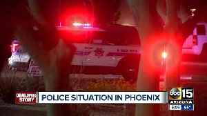 News video: Police situation in west Phoenix