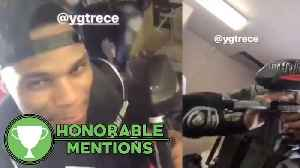 News video: WATCH: Russell Westbrook And OKC Thunder Go Paint Balling! | HM