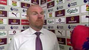 News video: Dyche: Not the end I wanted