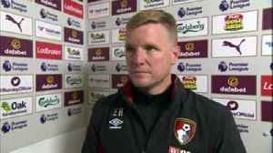 News video: Howe pleased by subs impact