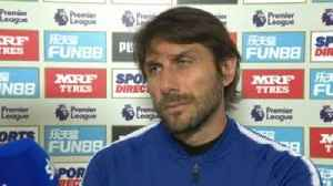News video: Conte disappointed with defeat