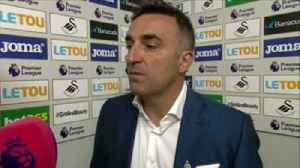 News video: Carvalhal defends record