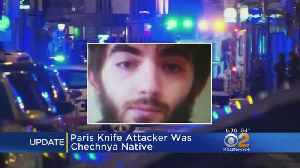 News video: Paris Knife Attacker Was Native Of Chechnya