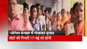 News video: Continuous voting for Panchayat elections in West Bengal