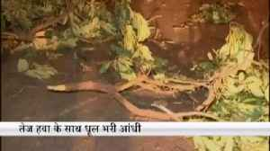 News video: More than 40 deaths in storm surge across the country
