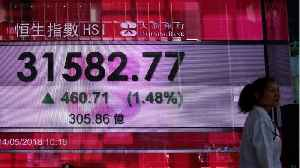 News video: World Stocks Up As Trade Tensions Is Down