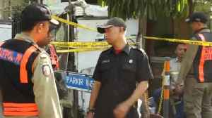 News video: Indonesia: Militant Islamist Family Uses Child In Suicide Bombing