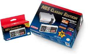 News video: Nintendo's Bringing Back The $60 NES Classic Console