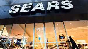 News video: Sears Soars After Sale Speculation