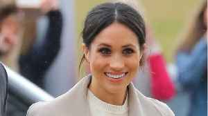 News video: Why Meghan Markle Always Looks So Polished Yet Relaxed
