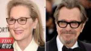 News video: Meryl Streep to Star in Panama Papers Thriller With Gary Oldman | THR News