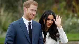 News video: Meghan Markle's Father Not Attending Wedding?